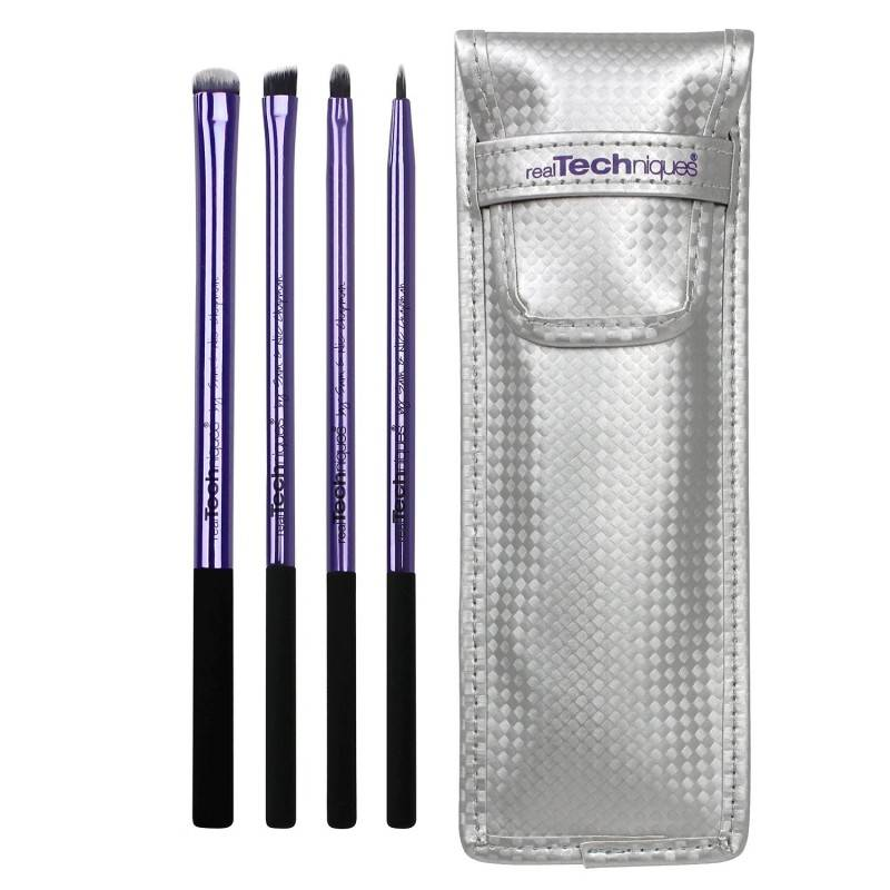 Real Techniques Eyelining Set Limited Edition 4 kpl Sivellin