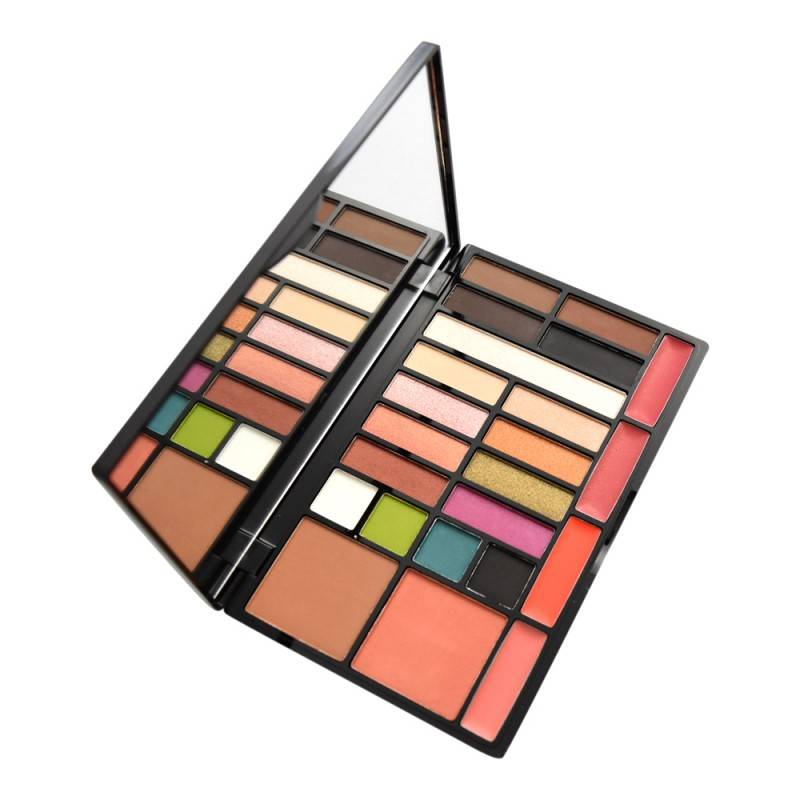 Freedom Makeup Glam Academy House Of Glam Dolls Exotica Doll 24 g Make-Up Palette