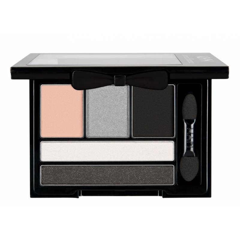 NYX Love In Florence Eyeshadow Palette Tryst By The Trevi 5,8 g Luomiväri