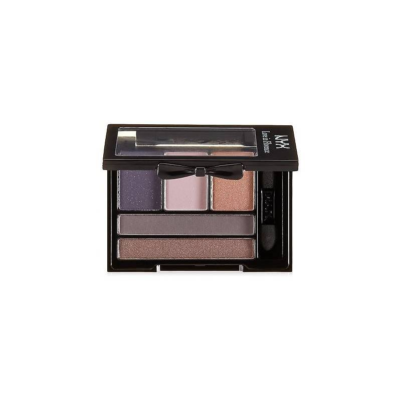 NYX Love In Florence Eyeshadow Palette Gelato For Two 5,8 g Luomiväri