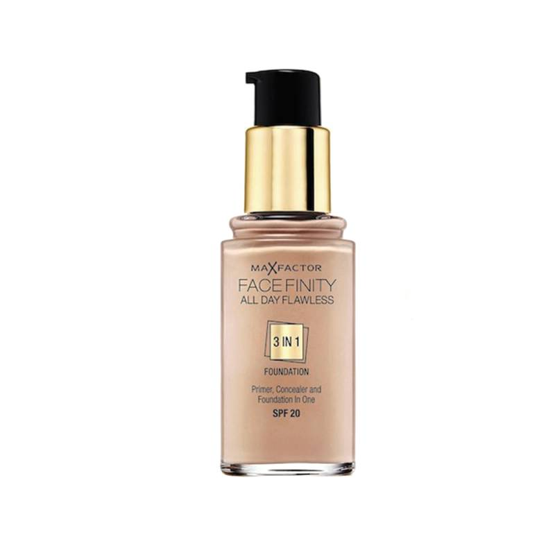 Max Factor Facefinity All Day Flawless Light Ivory 30 ml Meikkivoide