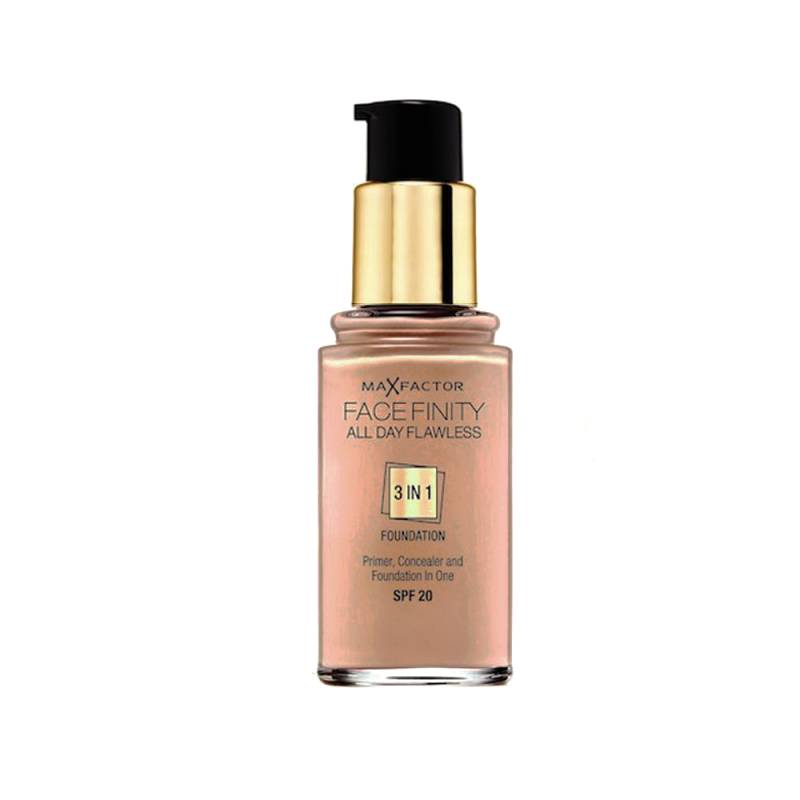 Max Factor Facefinity All Day Flawless Rose Beige 30 ml Meikkivoide