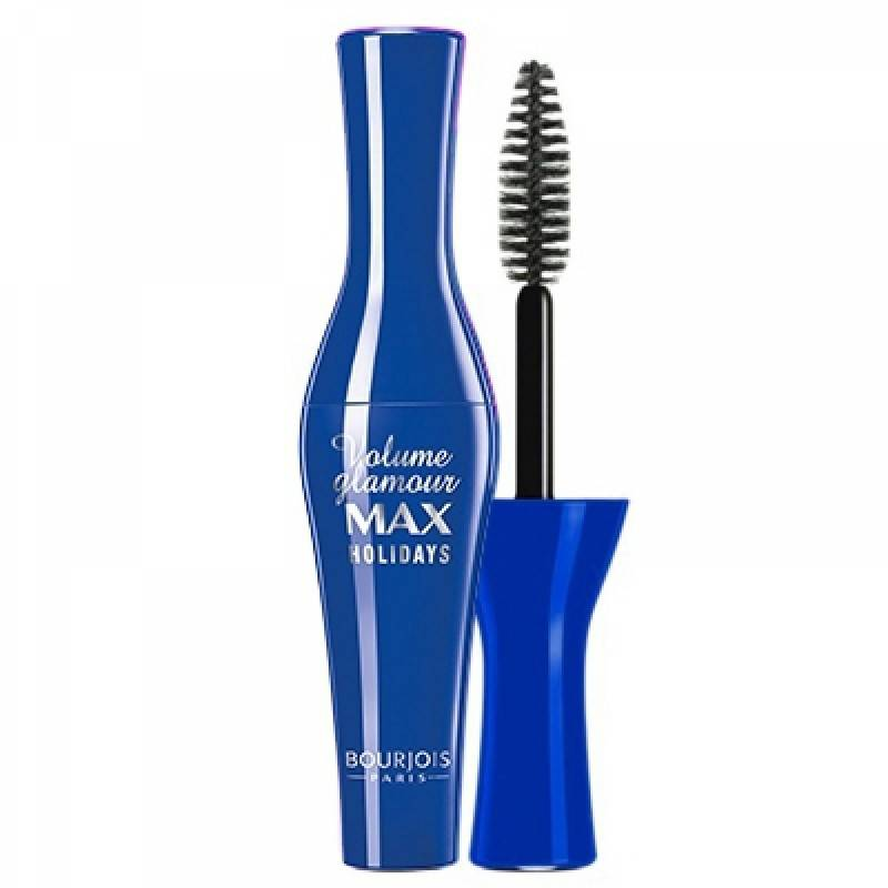 Bourjois Volume Glamour Max Holidays Waterproof Mascara 53 Electric Blue 6 ml Ripsiväri