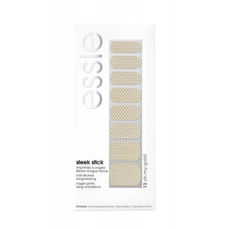 Essie Sleek Stick 12 Oh My God 18 kpl Nail Wraps