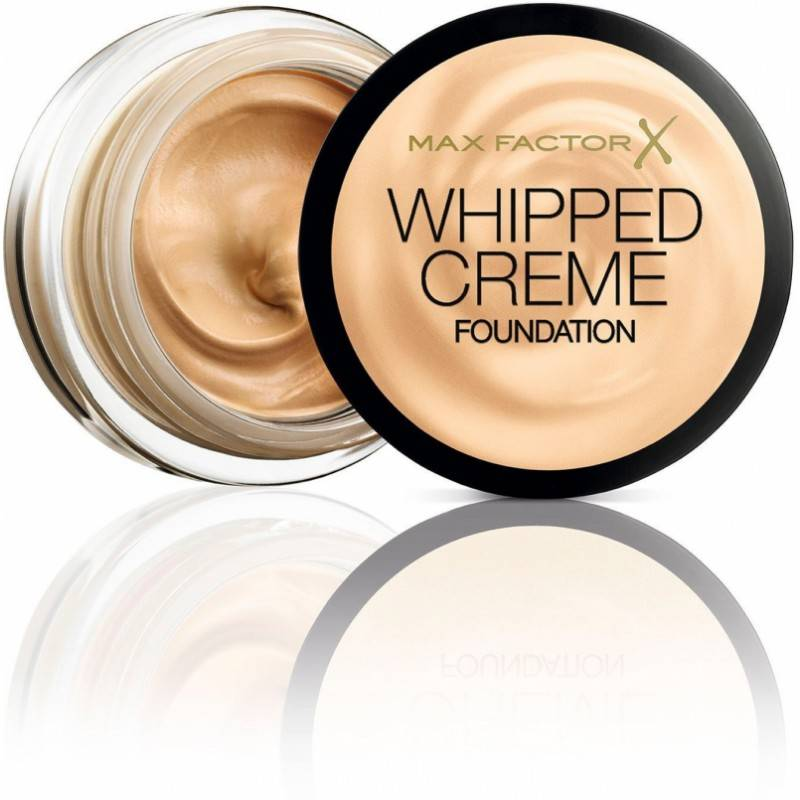 Max Factor Whipped Creme Foundation 30 Porcelain 18 ml Meikkivoide