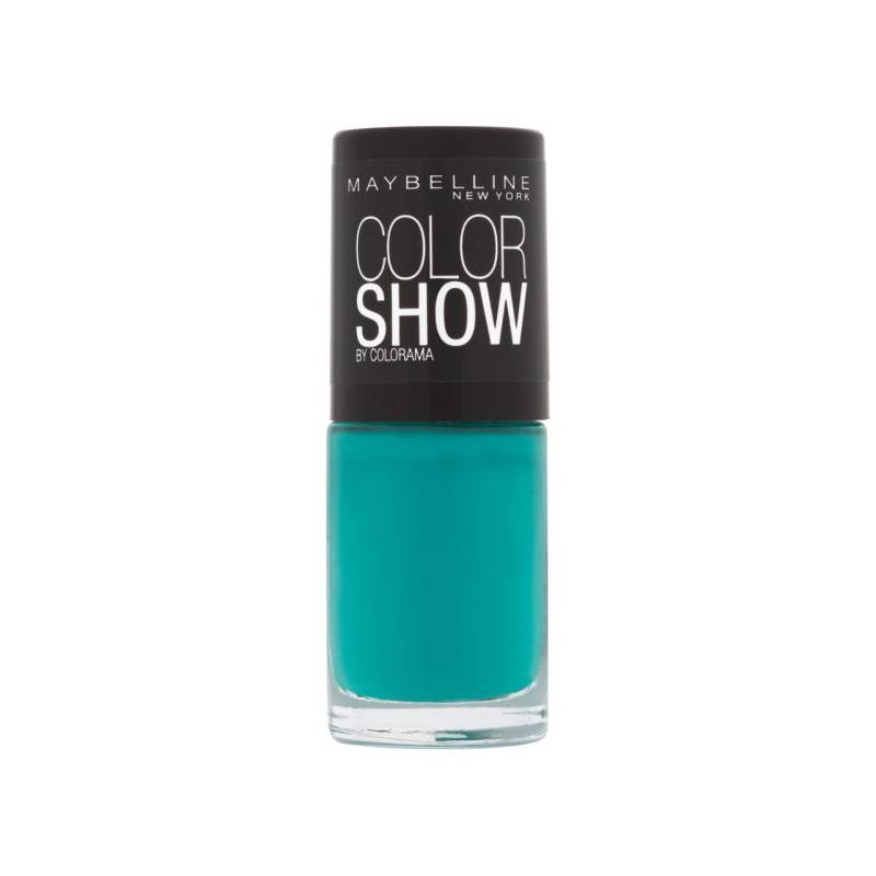 Maybelline Color Show 120 Urban Turquoise 7 ml Kynsilakka