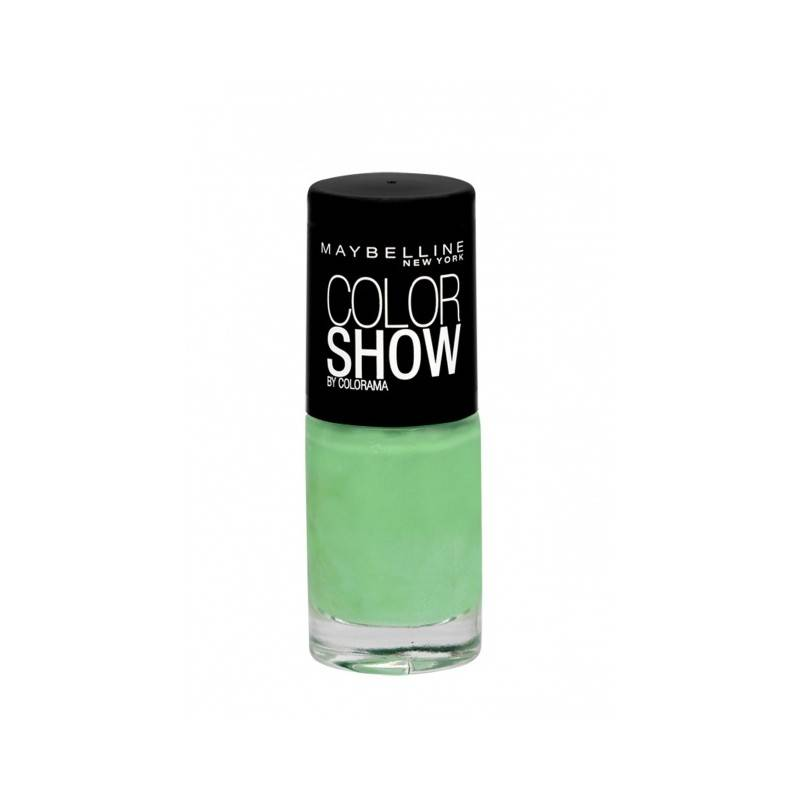 Maybelline Color Show 214 Green With Envy 7 ml Kynsilakka