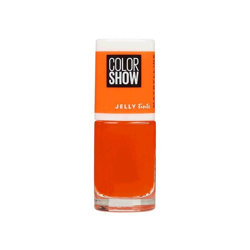 Maybelline Color Show Jelly Tints 457 Edgy Tangy 7 ml Kynsilakka