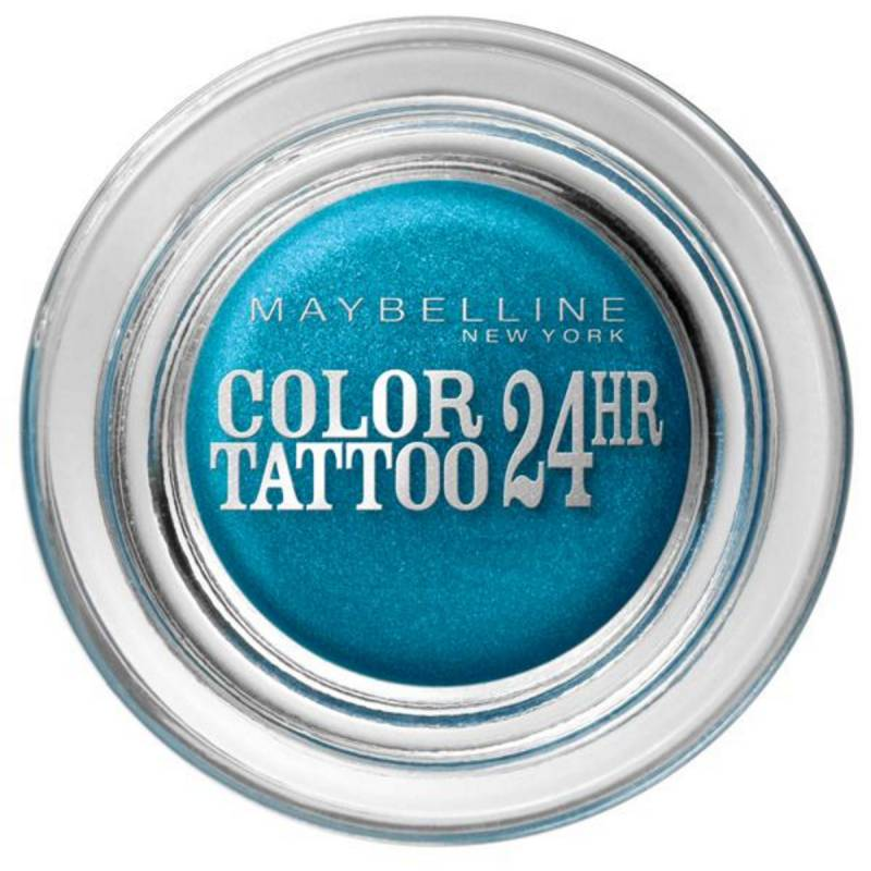 Maybelline Color Tattoo 20 Turquoise Forever 4 g Luomiväri