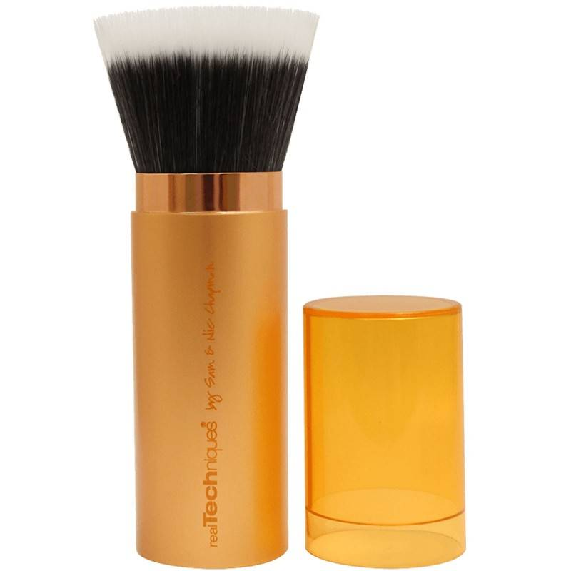 Real Techniques Retractable Bronzer Brush 1 kpl Sivellin