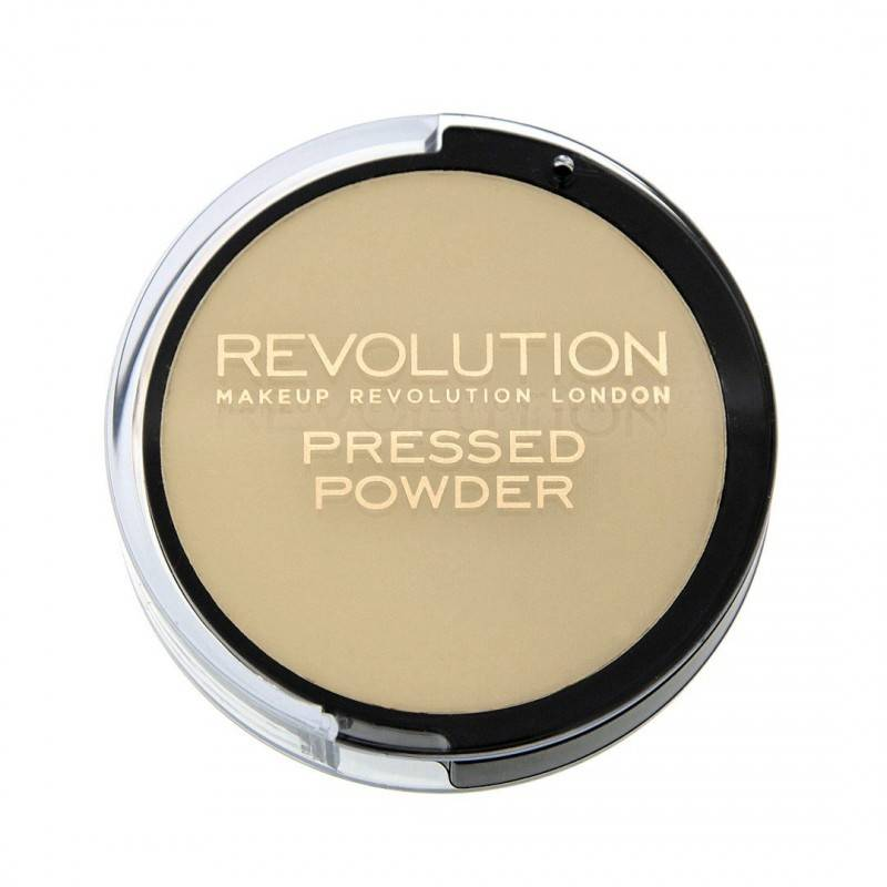 Revolution Makeup Pressed Powder Porcelain Soft Pink 7,5 g Puuteri