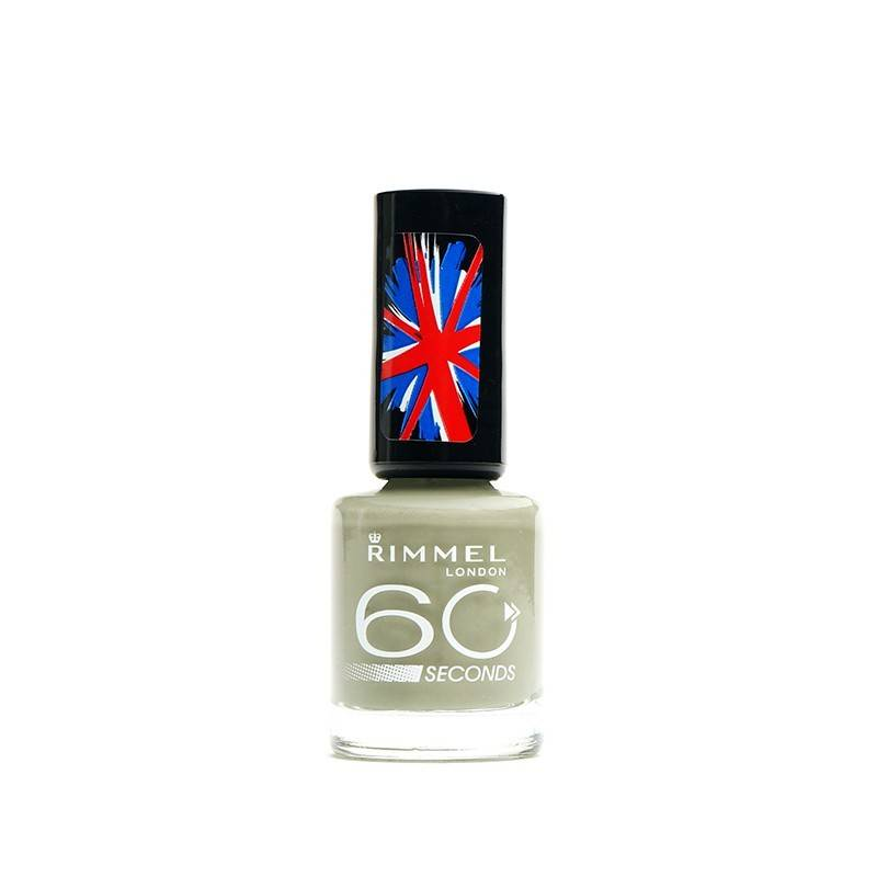 Rimmel 60 Seconds 220 Sage All The Rage 8 ml Kynsilakka