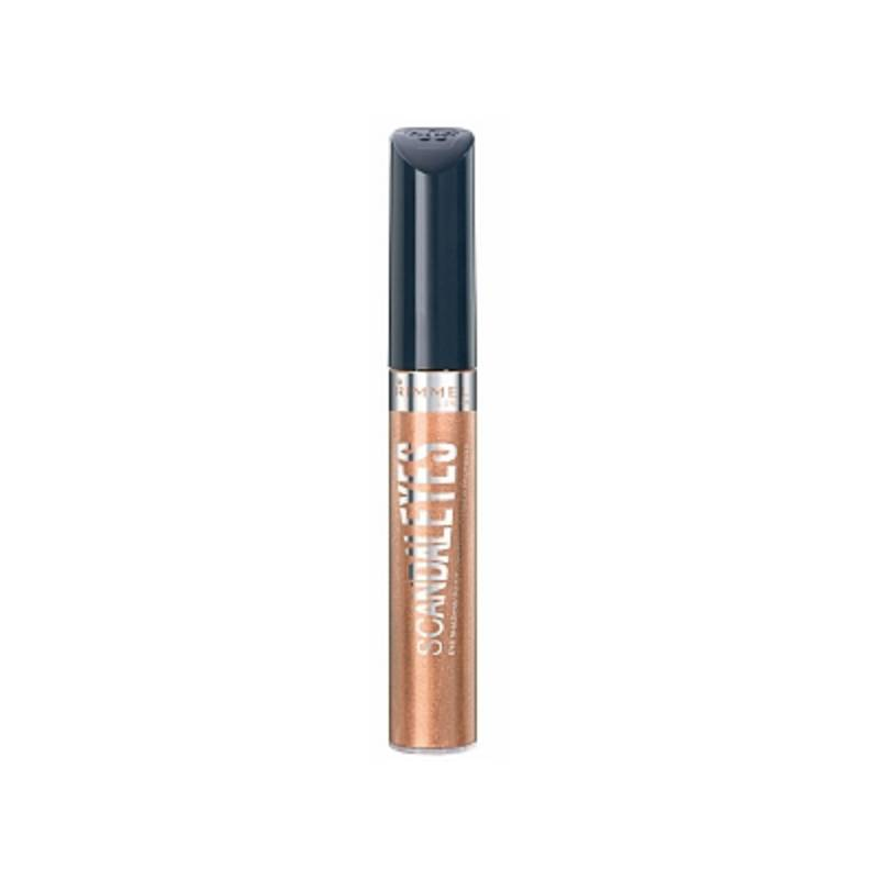Rimmel Scandal Eyes Eyeshadow Paint 04 Peachy Apricot 7 ml Luomiväri