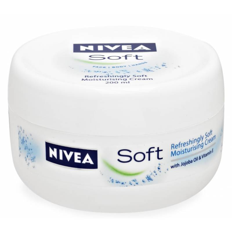 Nivea Creme Soft 300 ml Bodylotion