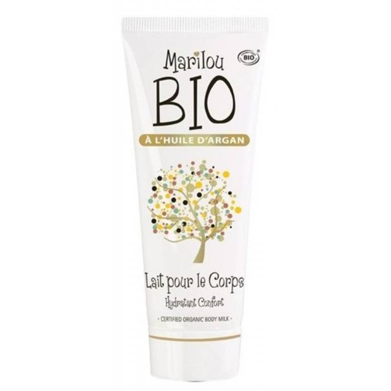 Marilou Bio Body Milk With Argan Oil 100 ml Bodylotion