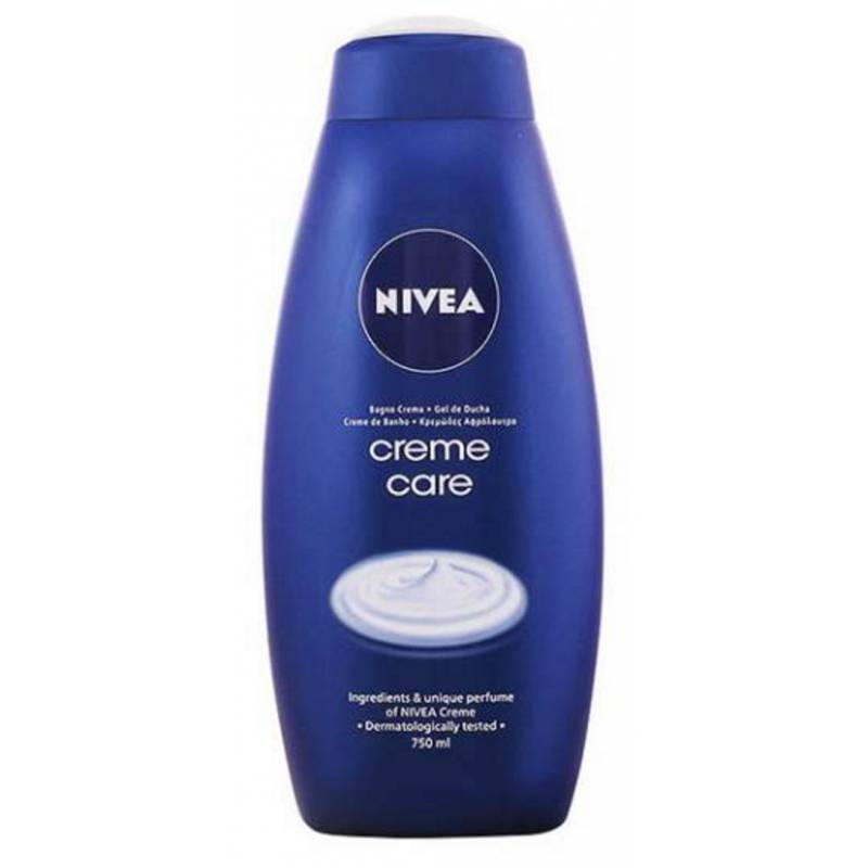 Nivea Creme Care Shower Cream 750 ml Suihkugeeli
