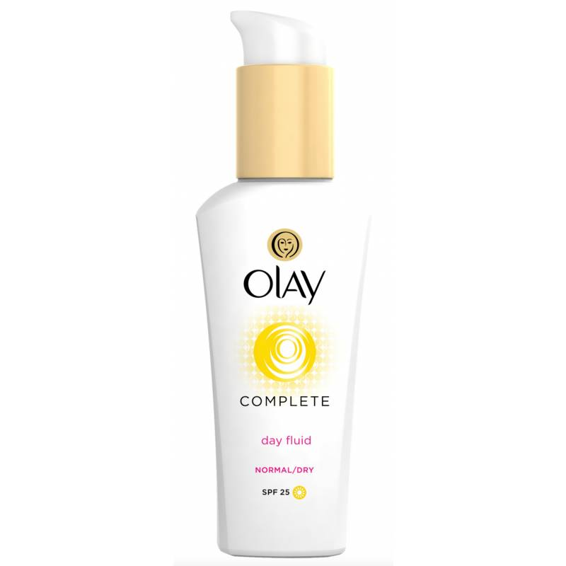 Olay Complete Day Fluid Normal & Dry SPF25 75 ml Kasvovoide