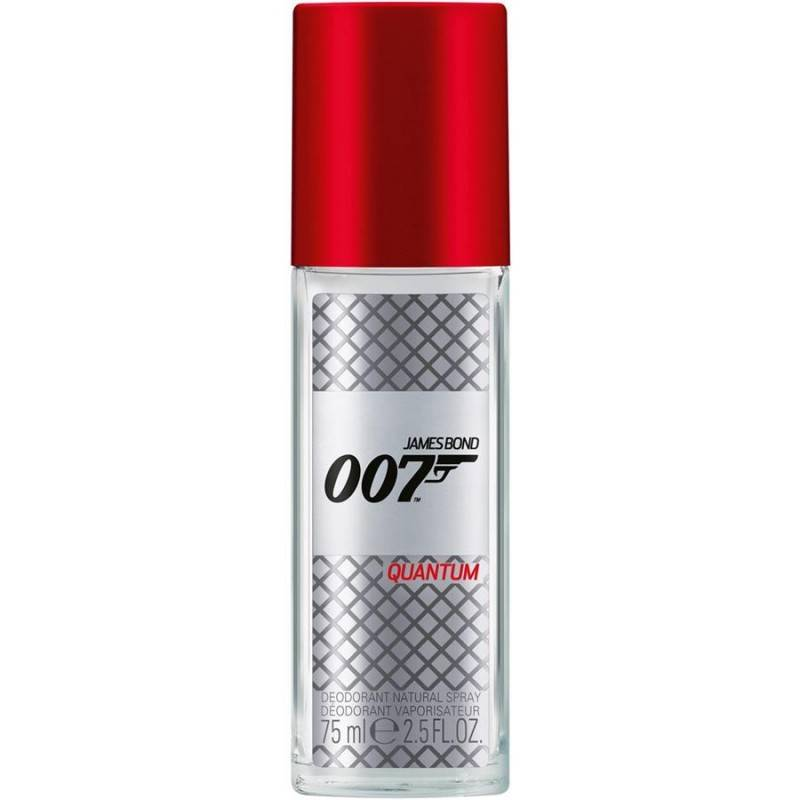 James Bond 007 Quantum Deodorant Spray 75 ml Deodorantti