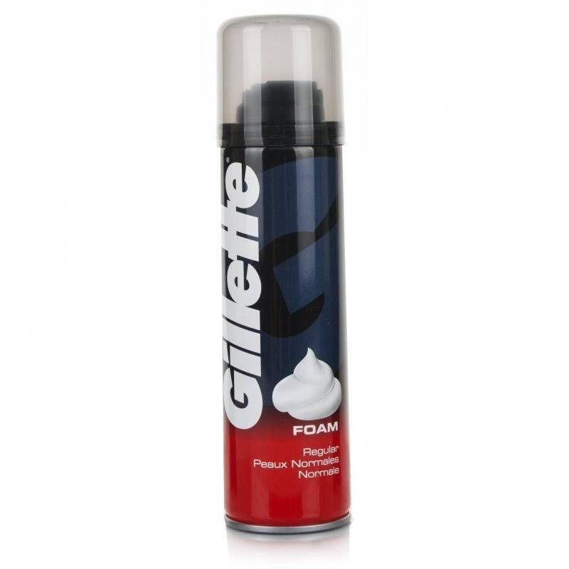 Gillette Shaving Foam Regular 300 ml Shaving Foam