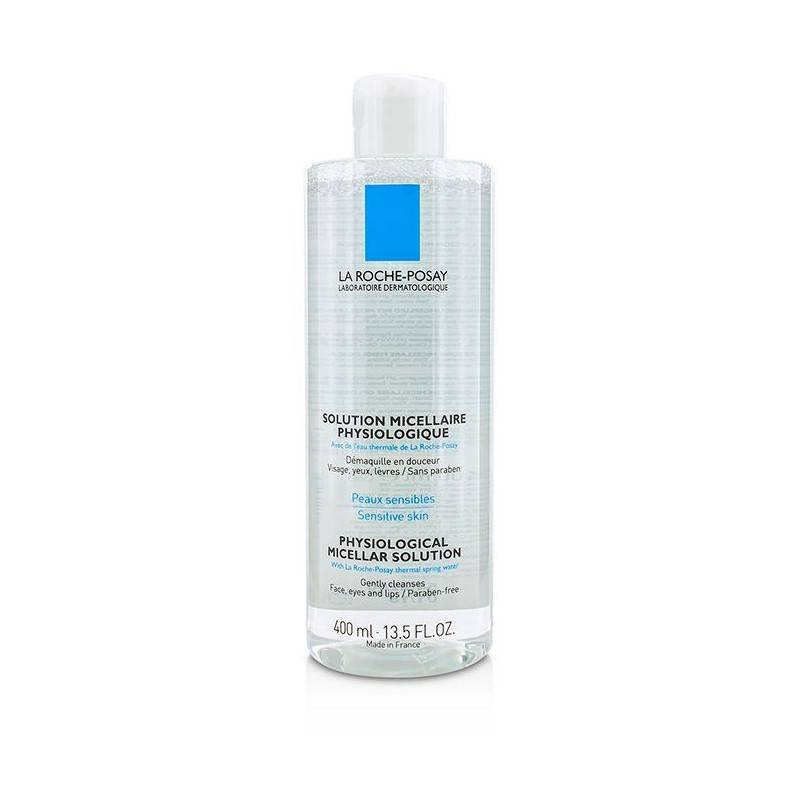 La Roche-Posay Physiological Micellar Solution 400 ml Meikin poistoaine