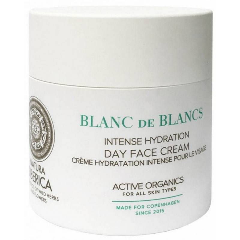 Natura Siberica Blanc De Blancs Day Face Cream 50 ml Päivävoide