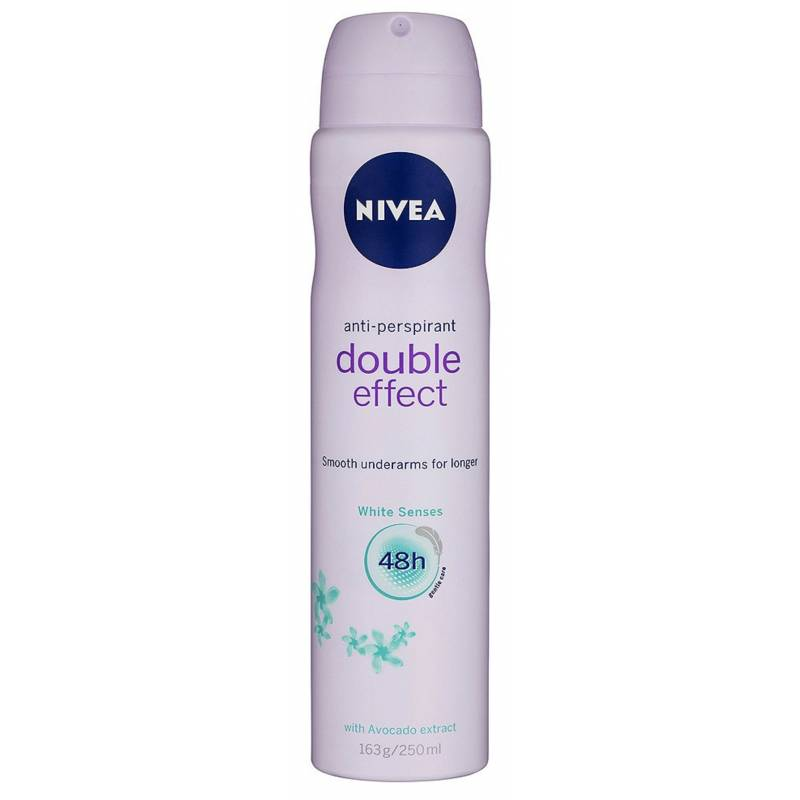 Nivea Double Effect Deospray 250 ml Deodorantti