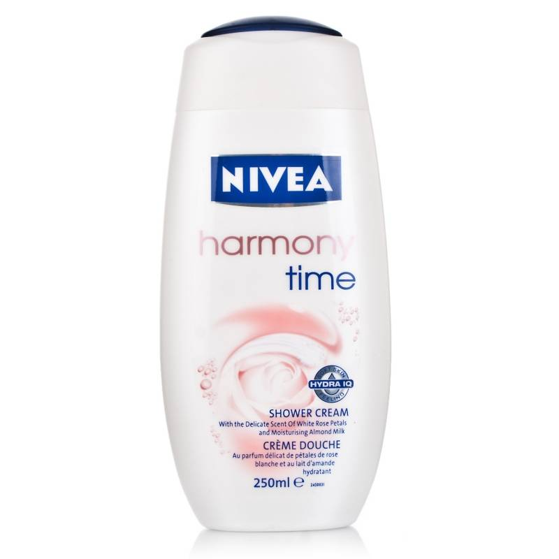 Nivea Shower Harmony Time 250 ml Suihkugeeli