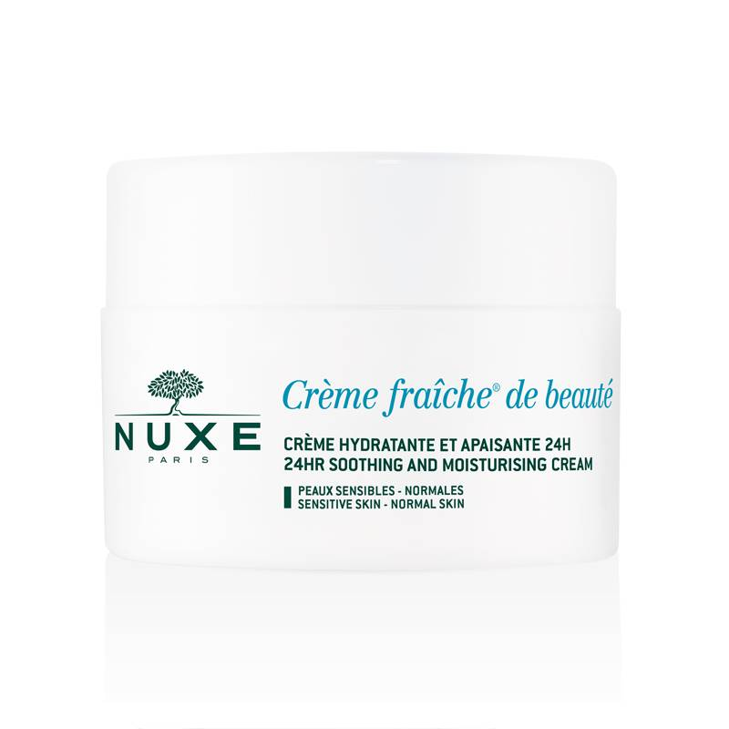 Nuxe Creme Fraiche 24HR Soothing Rich And Moisturizing Cream 50 ml Kasvovoide