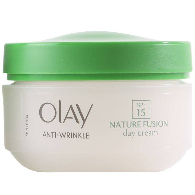 Olay Nature Fusion Anti-Wrinkle Day Cream 50 ml Anti-aging