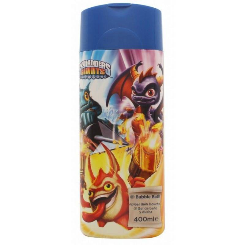 Skylanders Bubble Bath 400 ml Suihkugeeli