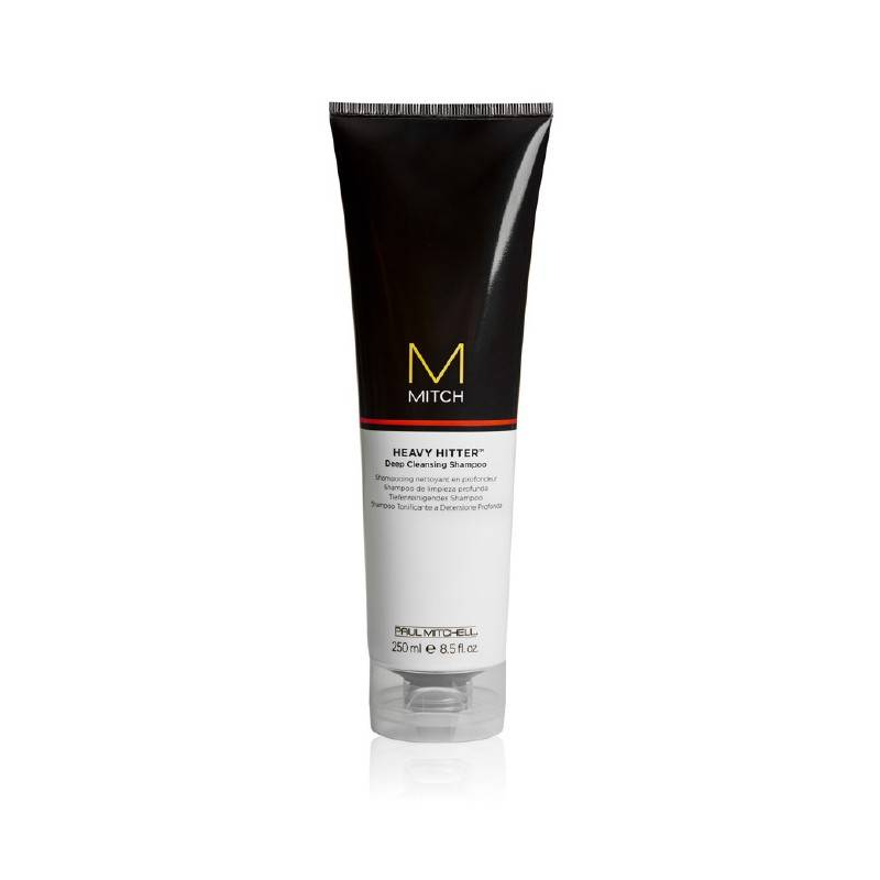 Paul Mitchell Mitch Heavy Hitter Cleansing Shampoo 250 ml Shampoo