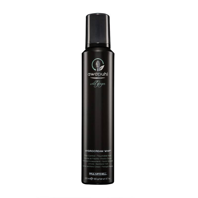 Paul Mitchell Awapuhi Wild Ginger Hydrocream Whip 200 ml Hiusten muotoilu