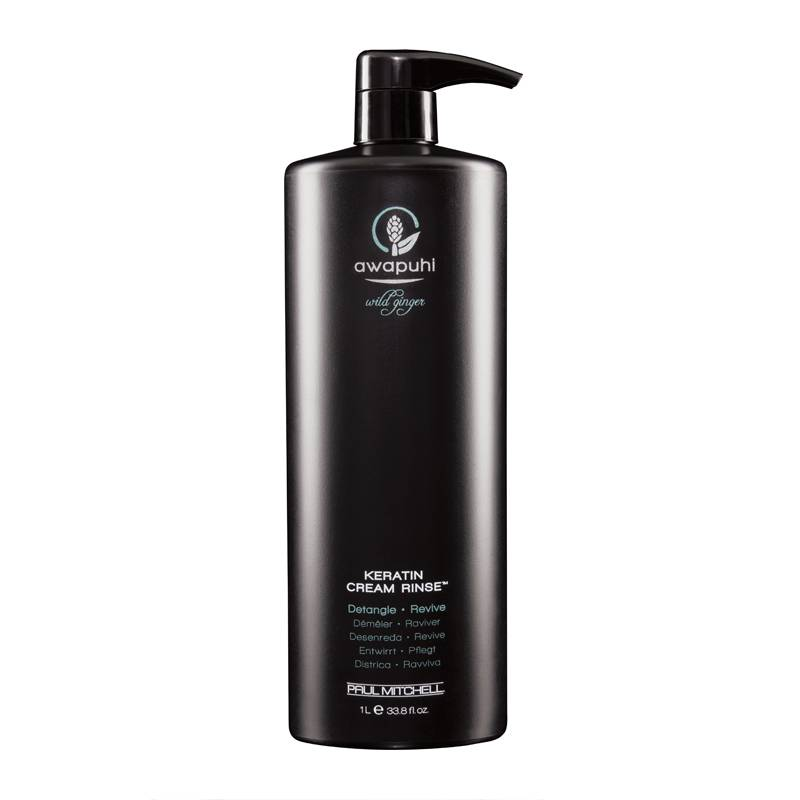 Paul Mitchell Awapuhi Wild Ginger Keratin Cream Rinse 1000 ml Hoitoaine