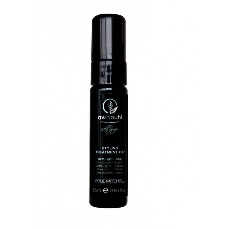 Paul Mitchell Awapuhi Wild Ginger Styling Treatment Oil 25 ml Hiusten muotoilu