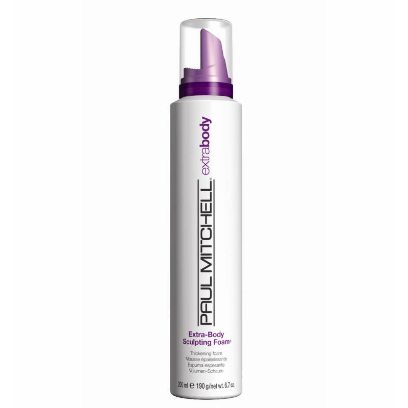 Paul Mitchell Extra Body Sculpting Foam 200 ml Muotoiluvaahto