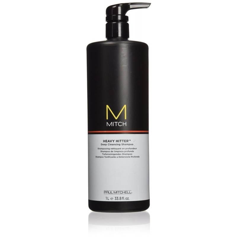 Paul Mitchell Mitch Heavy Hitter Deep Cleansing Shampoo 1000 ml Shampoo