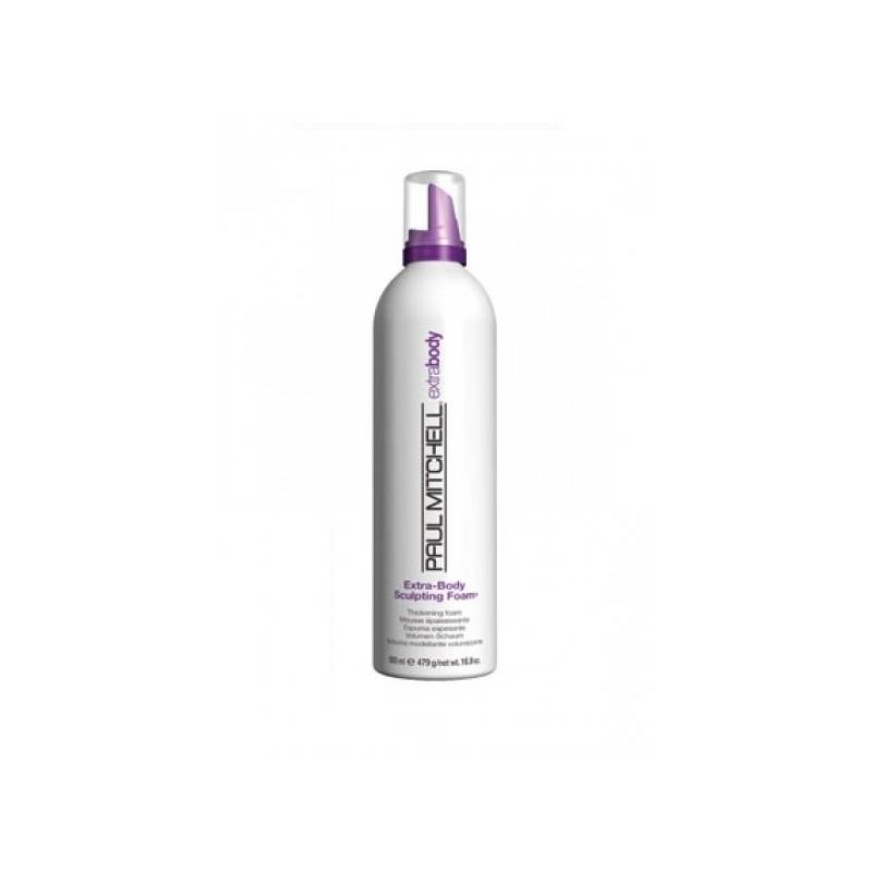 Paul Mitchell Extra Body Sculpting Foam 500 ml Muotoiluvaahto