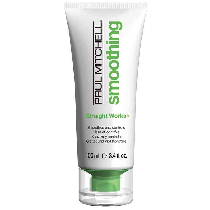 Paul Mitchell Smoothing Straight Works 100 ml Muotoilugeeli
