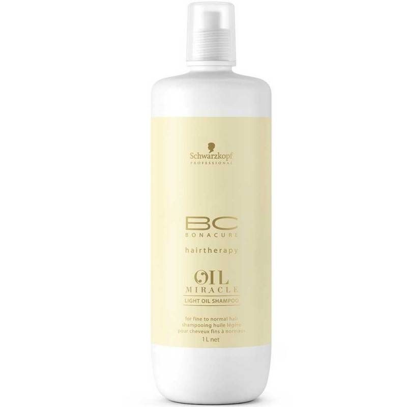 Schwarzkopf Bonacure Oil Miracle Light Oil Shampoo 1000 ml Shampoo