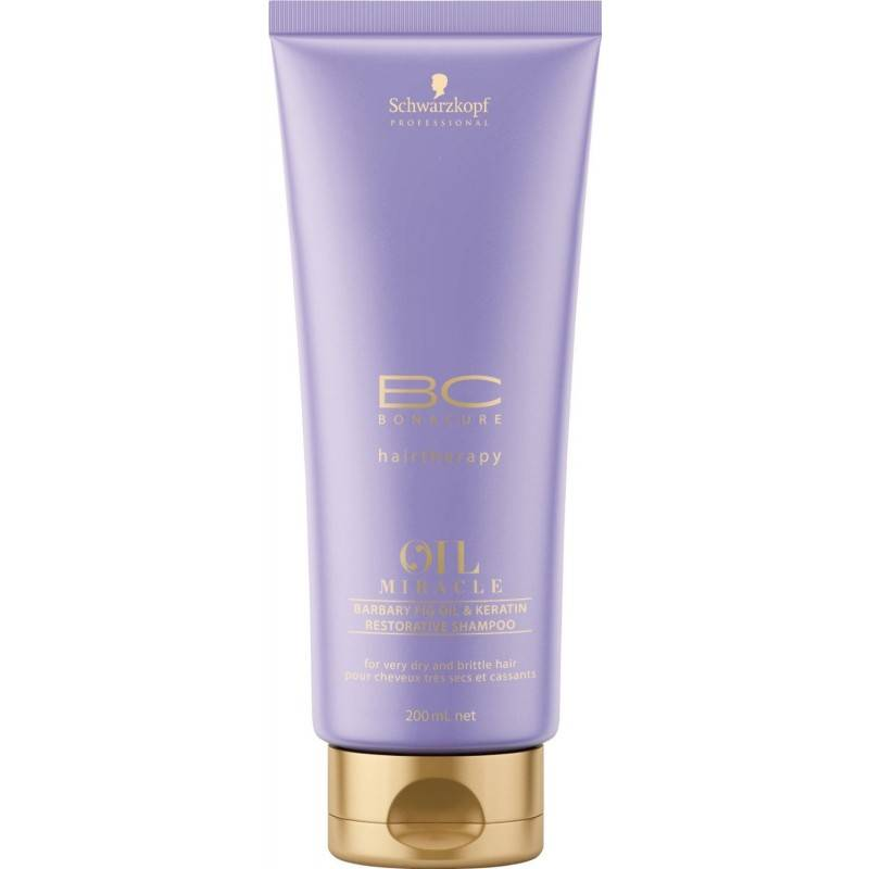 Schwarzkopf Bonacure Oil Miracle Barbary Fig Oil Shampoo 200 ml Shampoo