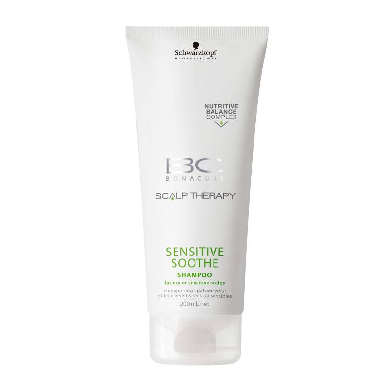 Schwarzkopf Bonacure Scalp Therapy Sensitive Shampoo 200 ml Shampoo