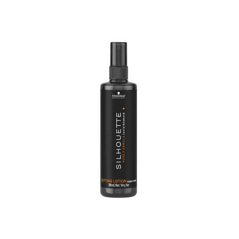 Schwarzkopf Silhouette Super Hold Setting Lotion 200 ml Hair Lotion
