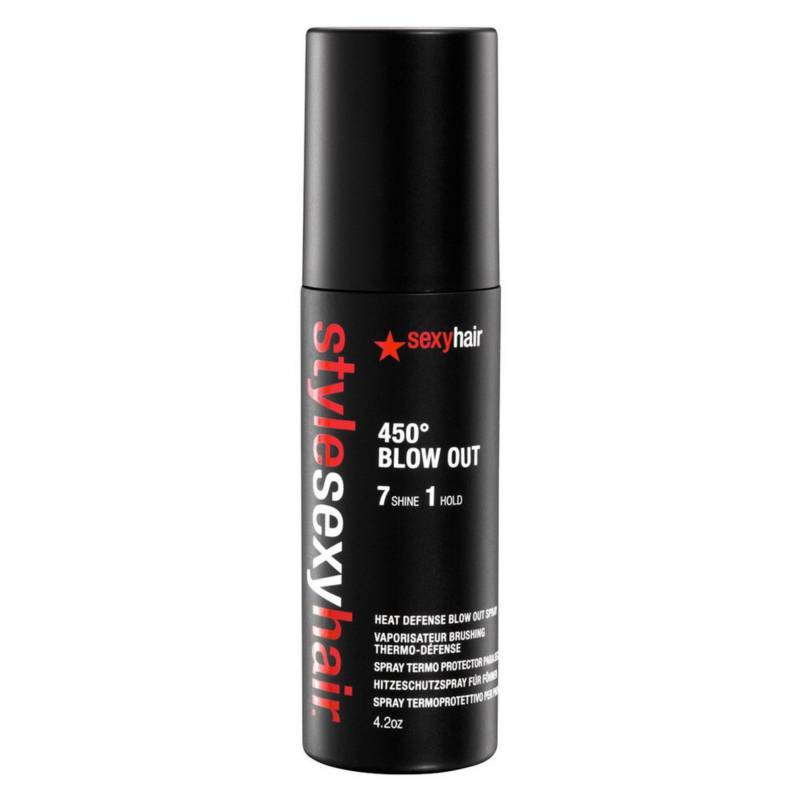 Sexy Hair 450 Blow Out Heat Defense Spray 125 ml Heat Protection