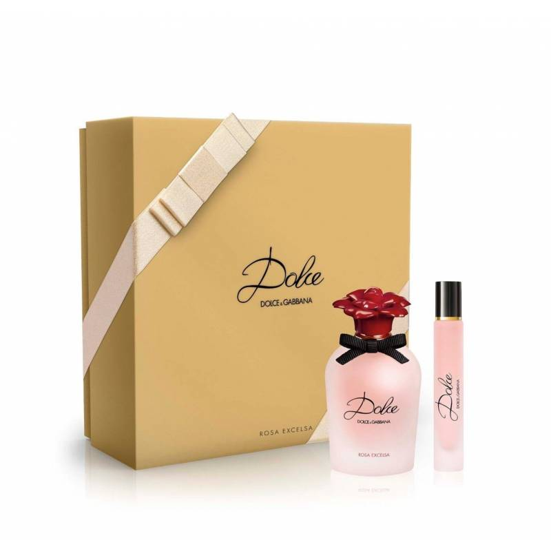 Dolce & Gabbana Dolce Rosa Excelsa EDP & Rollerball 30 ml + 7,4 ml Lahjapakkaus