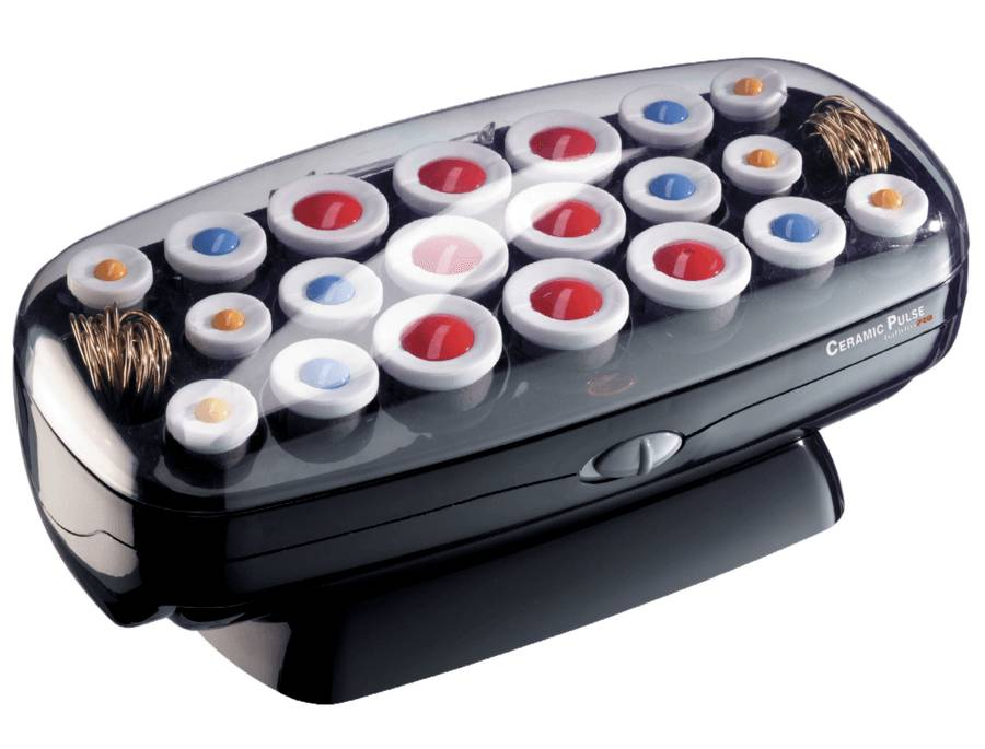 BaBylissPRO Professional 20 Piece Heated Roller Set