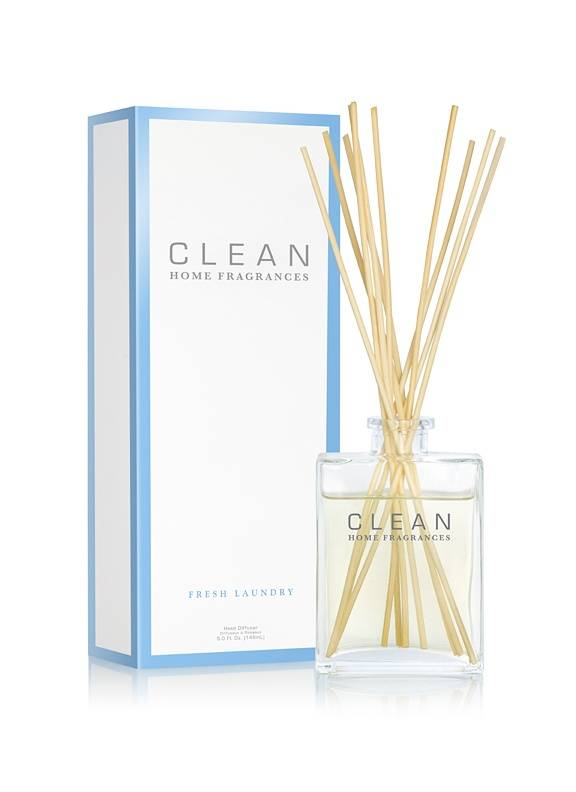 CLEAN Home Collection Fresh Laundry Reed Diffuser 148 ml