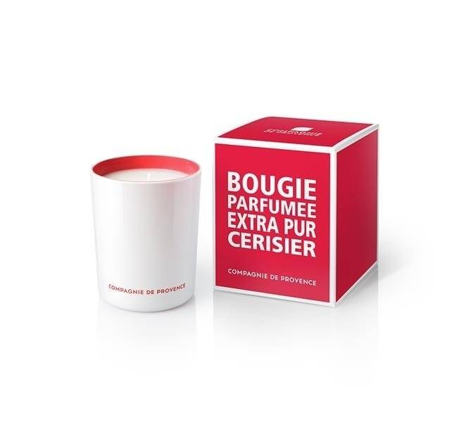 Compagnie De Provence Scented Candle 180g – Cherry Blossom
