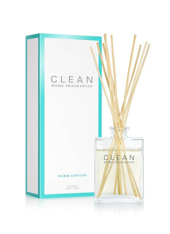 CLEAN Home Collection Warm Cotton Reed Diffuser 148 ml