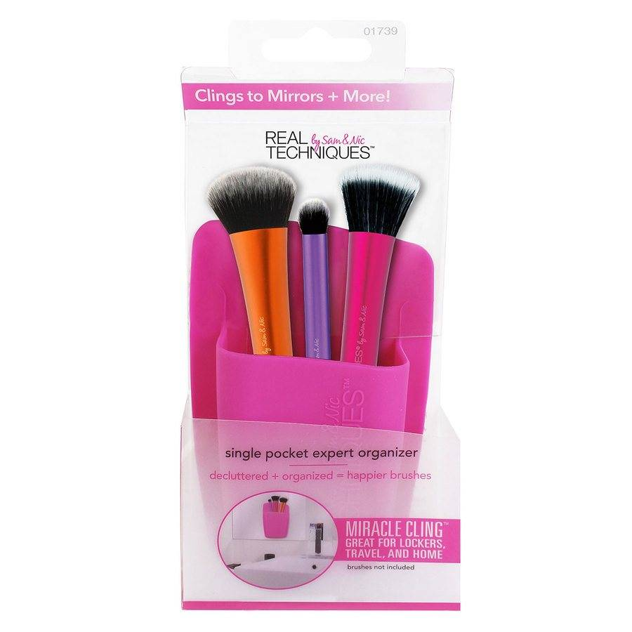 Real Techniques 1 Pocket Expert Organizer - Pink