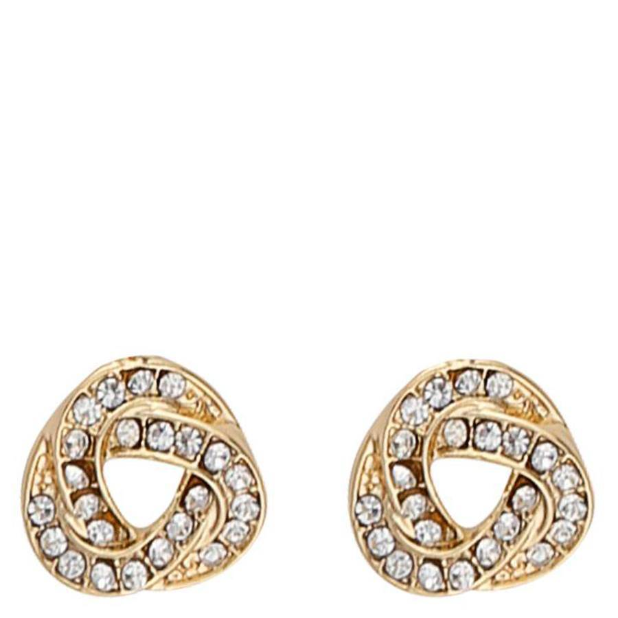 Snö Of Sweden Leonie Small Earring – Gold/Clear
